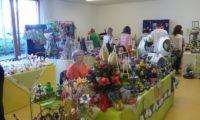 Osterbasar und Hobbykünstlermarkt am 02.04.2017