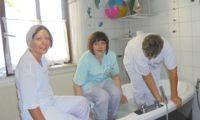 Neue Pflegebadewannen im BTZ Wasserburg