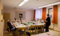 """Start Workshop """"Kunst der Kritik"""""""