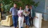 Wir gratulieren unseren beiden neuen Praxisanleiterinnen!