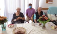 Große Geburtstagsfeier im Betreuungszentrum Wasserburg!